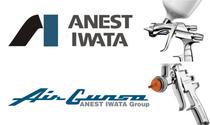 Iwata / Air Gunsa Spritzpistolen