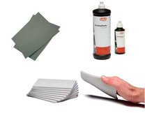 Schleifen / polieren Materialien