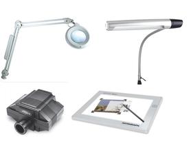 Beleuchtung / Projektor / Lightbox