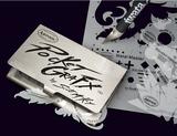Artool Pocket GraFX Airbrush Template Set by Scott MacKay_