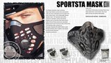 Respro Sportsta Black L_