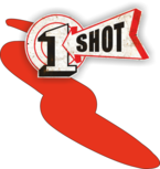 One Shot Bright Red 118ml