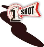 One Shot Medium Brown 118ml