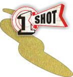 One Shot Metallic Brass 118ml