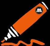 DARE orange 1.5mm