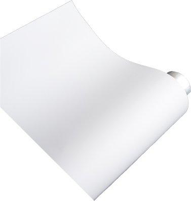 Vinyl glosse weiß 30cm