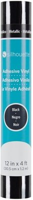 Chrome Black Vinyl 30,5cm x 1,2m
