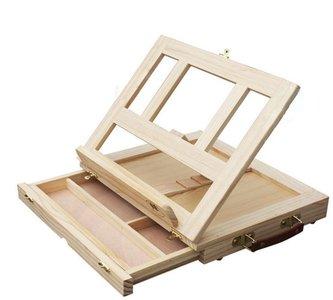 Mabef Tischstaffeleien Schublade