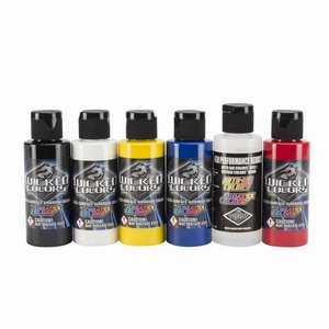 Wicked Primary set 60ml