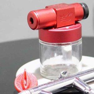 Flake King 500 mit Airbrush adapter