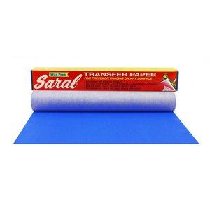 Saral Paper blau