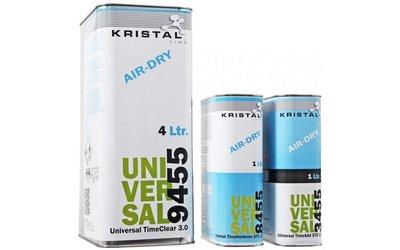Kristal 2K Time Clear 3.0 6L set
