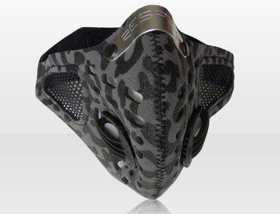 Respro Sportsta Camo Grey/Black M