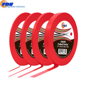"FBS ""La Rouge"" extra soft ProBand Fineline Tape 1,6mm"