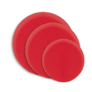 Polierpad Rot 145/30mm